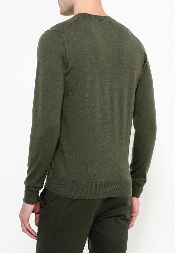 Пуловер Цвета Хаки