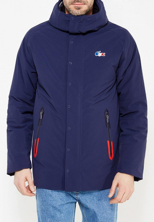 Куртка утепленная Lacoste Lacoste LA038EMVVO44 lacoste lacoste la038ewlvq09