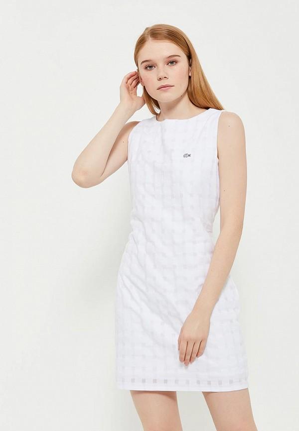 Платье Lacoste Lacoste LA038EWAJRI7 платье lacoste ef081515kt