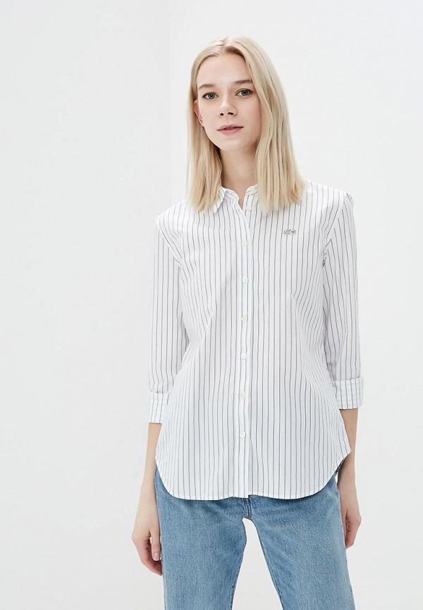 Рубашка Lacoste Lacoste LA038EWAJRJ5 рубашка lacoste