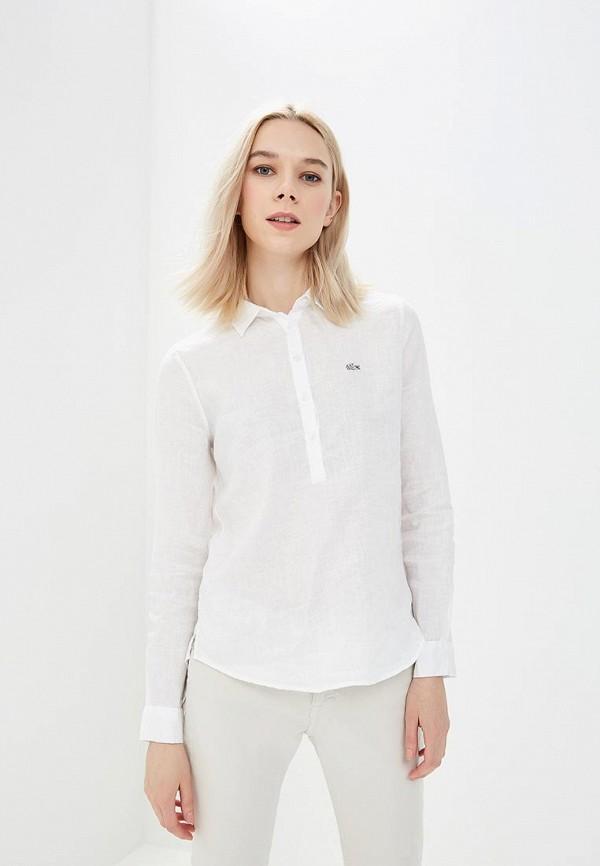 Рубашка Lacoste Lacoste LA038EWAJRK4 рубашка lacoste