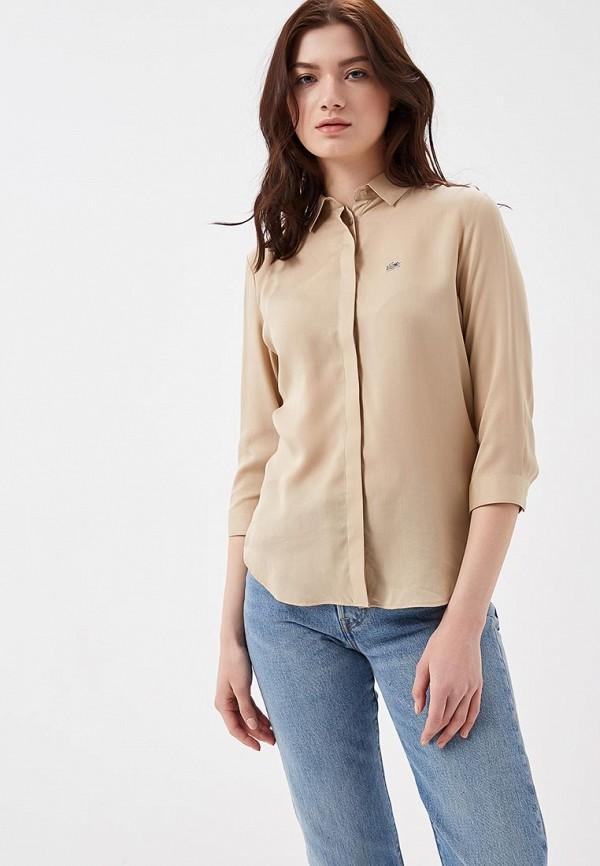 Рубашка Lacoste Lacoste LA038EWAJRK7 рубашка lacoste
