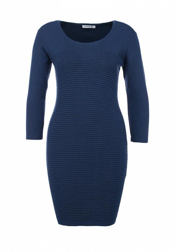 Вязаное платье Lacoste (Лакост) EF165050N