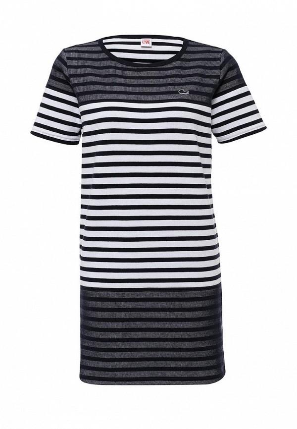 Платье-мини Lacoste (Лакост) EF5393AJ0