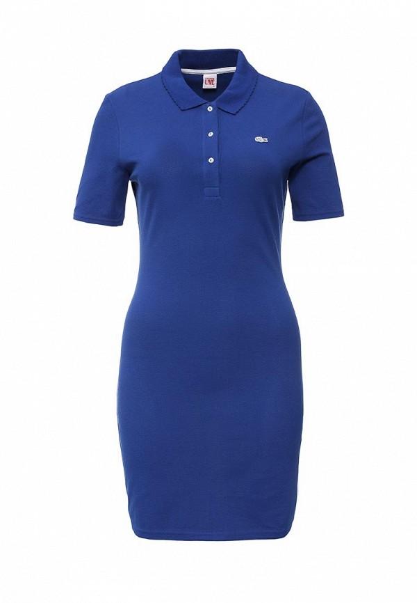 Платье-мини Lacoste (Лакост) EF5394CN8