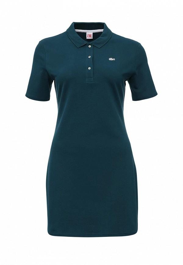 Платье-мини Lacoste (Лакост) EF5394SKP