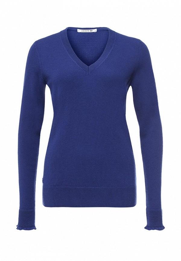 Пуловер Lacoste Lacoste LA038EWLVP64 пуловер lacoste lacoste la038emlvo33