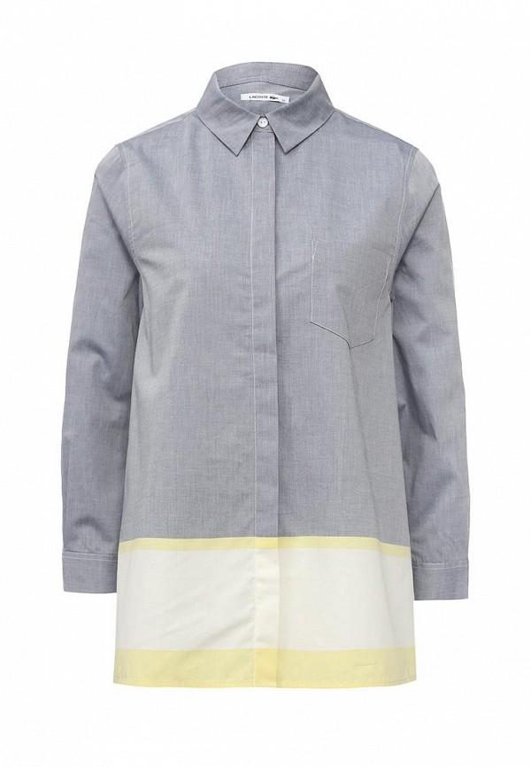 Рубашка Lacoste Lacoste LA038EWPZP79 рубашка lacoste рубашка