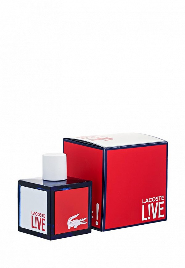 Lacoste Live 100 мл женское платье lacoste live 469937