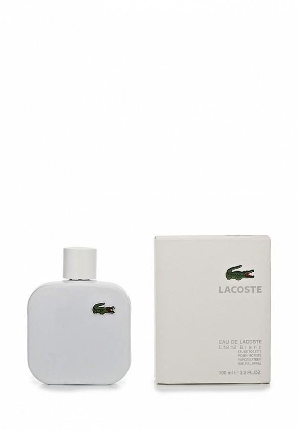 Здесь можно купить Eau De Lacoste 100 мл blanc  Туалетная вода Lacoste Для мужчин