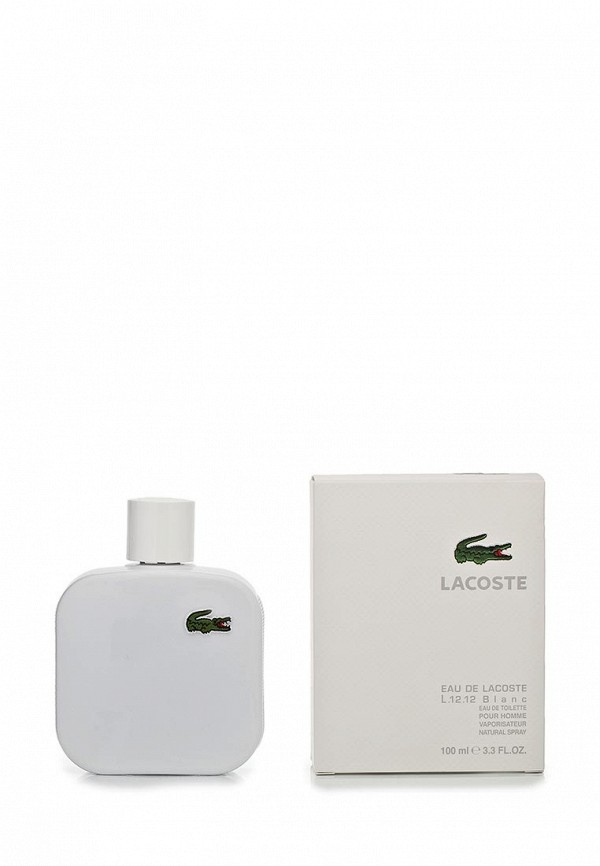 Туалетная вода Lacoste Lacoste LA038LMEF166 туалетная вода lacoste essential sport