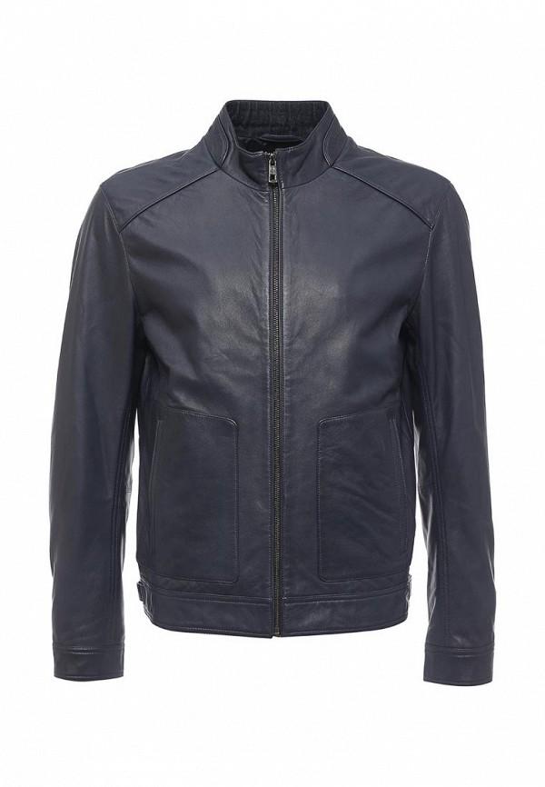 Кожаная куртка Lagerfeld 556007