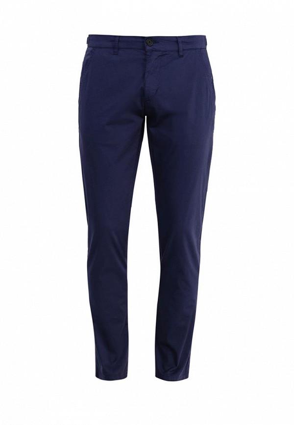 Купить женские брюки Lagerfeld синего цвета