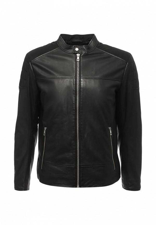 Куртка кожаная Lagerfeld Lagerfeld LA053EMVDS64 lagerfeld джемпер lagerfeld 67326 561 60