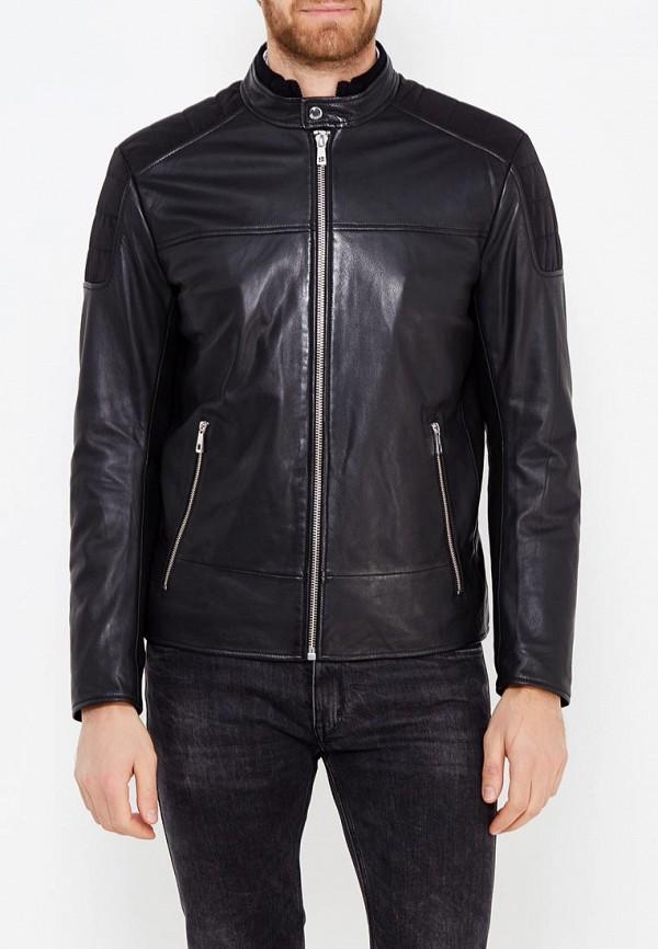 Куртка кожаная Lagerfeld Lagerfeld LA053EMVDS64 lagerfeld lagerfeld куртка 121821