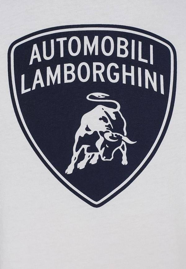 Футболка с коротким рукавом Automobili Lamborghini 9009556CCW035CM2XX: изображение 3