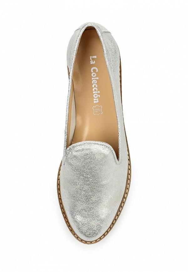 Туфли на плоской подошве La Coleccion 2080N: изображение 4