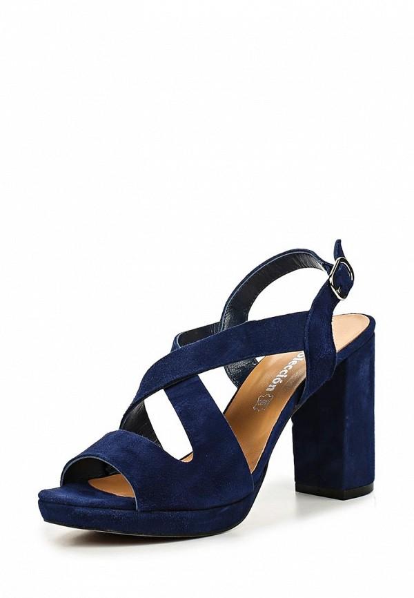 Босоножки на каблуке La Coleccion 2585N