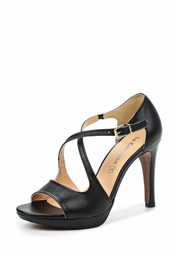 Босоножки на каблуке La Coleccion 2582N