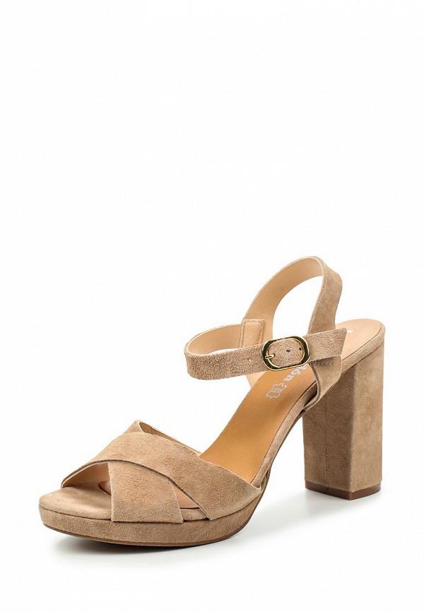 Босоножки на каблуке La Coleccion 2584N