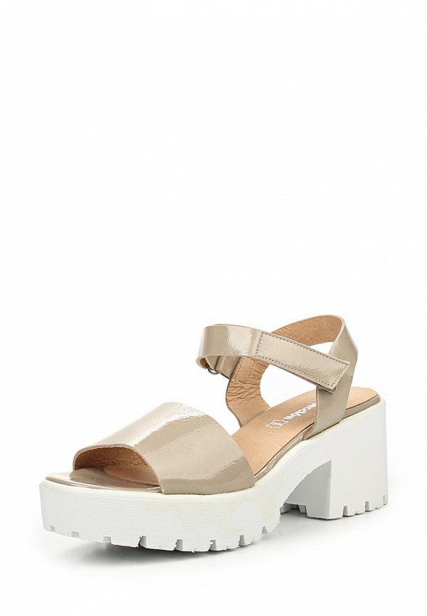Босоножки на каблуке La Coleccion 2551N