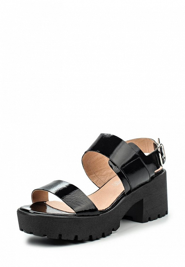 Босоножки на каблуке La Coleccion 2553N