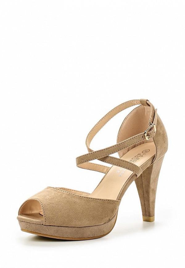 Босоножки на каблуке La Bottine Souriante LBS2089