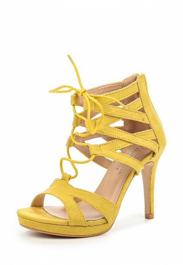 Босоножки на каблуке La Bottine Souriante LBS2110