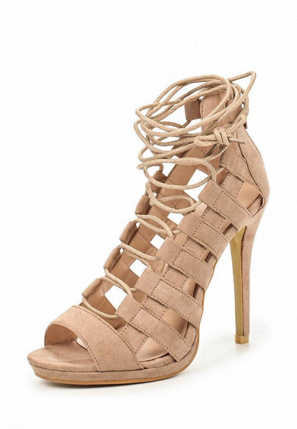 Босоножки на каблуке La Bottine Souriante LBS2091