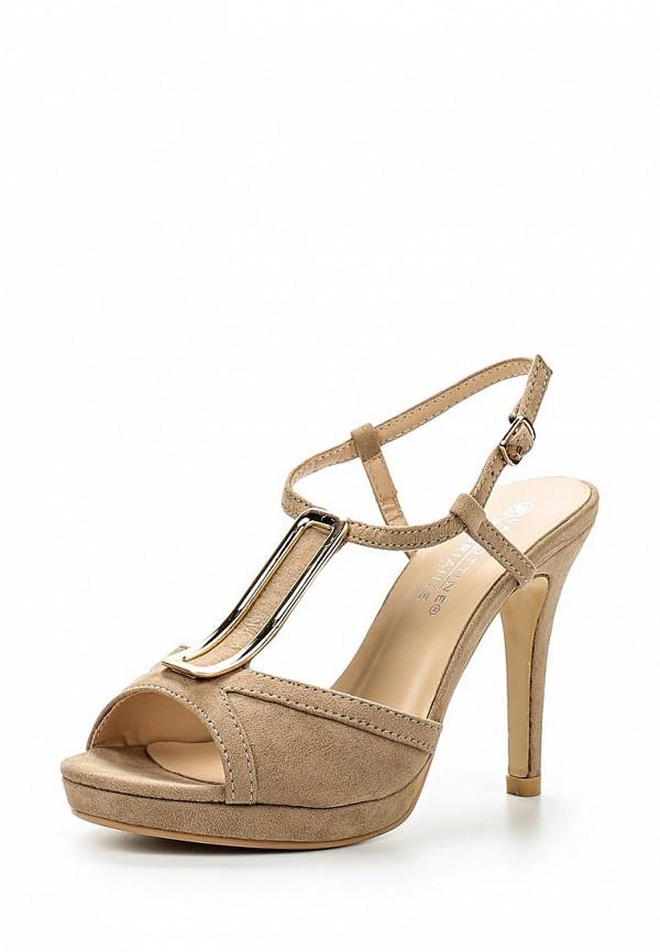 Босоножки на каблуке La Bottine Souriante LBS2112