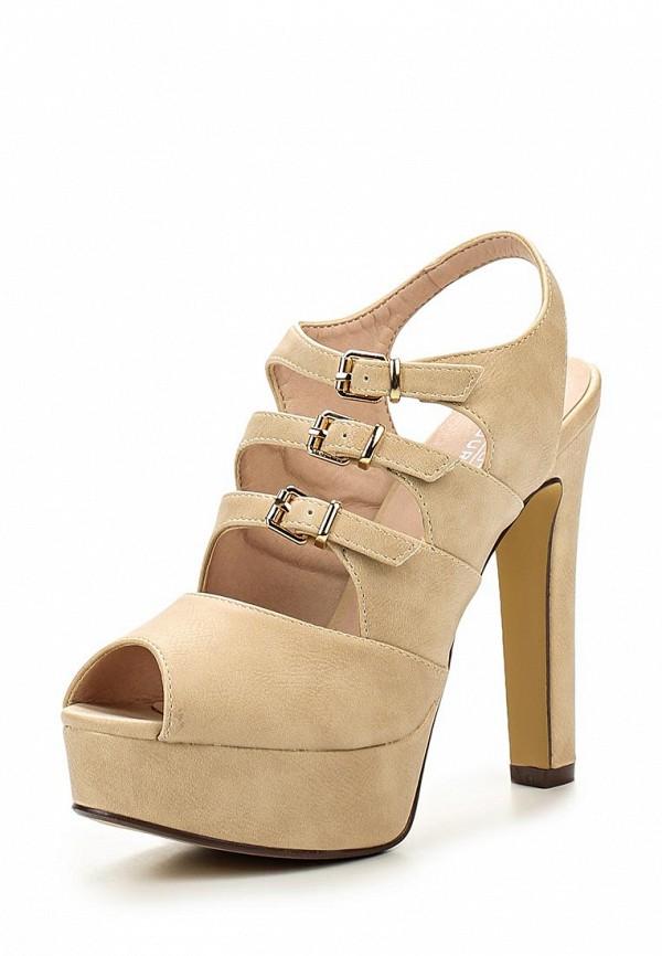 Босоножки на каблуке La Bottine Souriante LBS2179