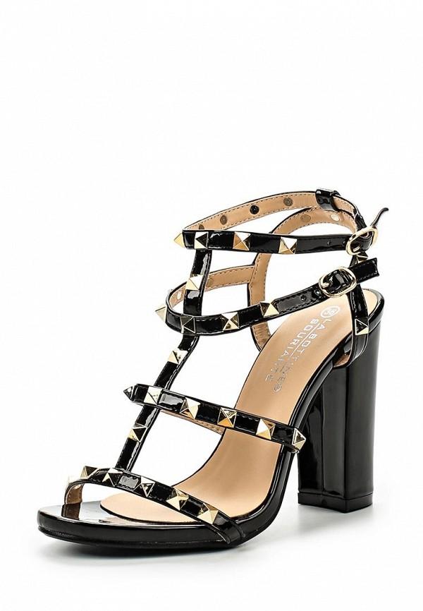 Босоножки на каблуке La Bottine Souriante LBS2076