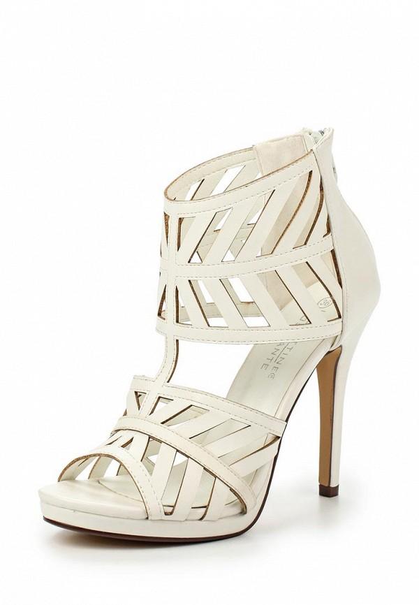 Босоножки на каблуке La Bottine Souriante LBS2070