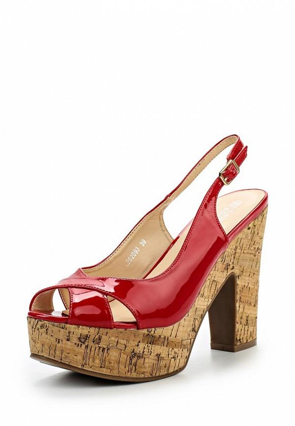 Босоножки La Bottine Souriante La Bottine Souriante LA062AWTGO36 ботинки la grandezza la grandezza la051awuzp39