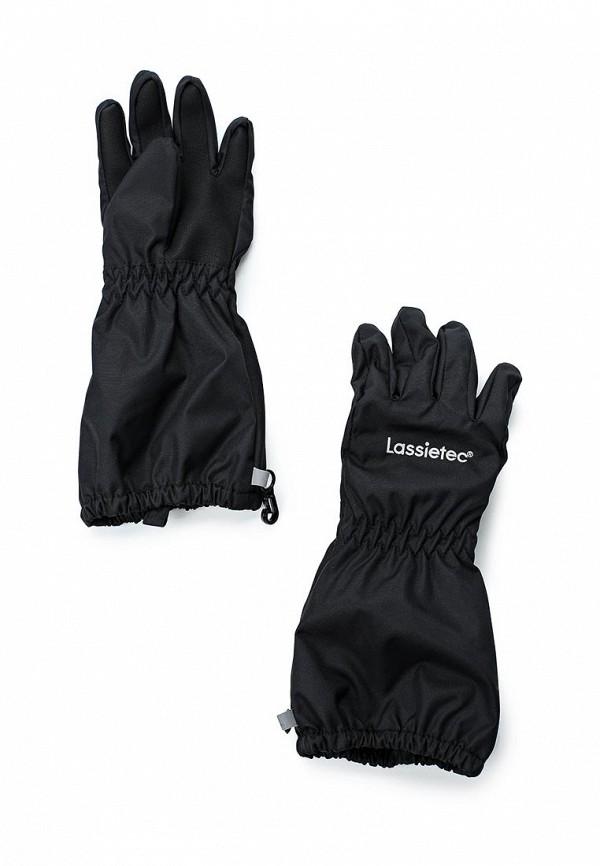 Перчатки Lassie, LA078DKADPV9, черный, Весна-лето 2018  - купить со скидкой