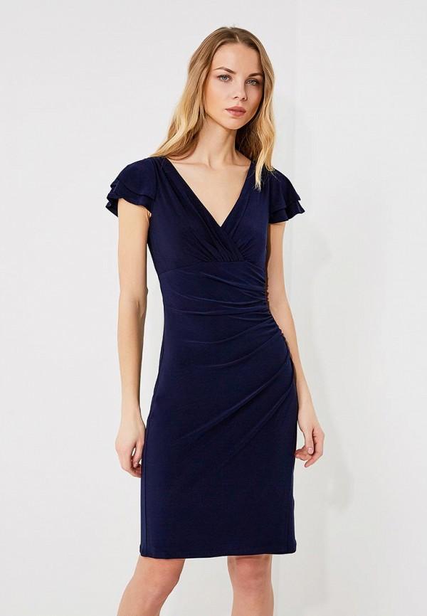 Платье Lauren Ralph Lauren Lauren Ralph Lauren LA079EWZLG29 lauren ralph lauren new sleeveless tie belt jumpsuit xl $155 dbfl