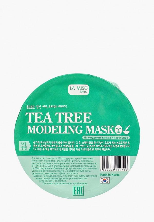 Купить Маска для лица La Miso, моделирующая (альгинатная) с чайным деревом, LA080LWQMM55, Весна-лето 2018
