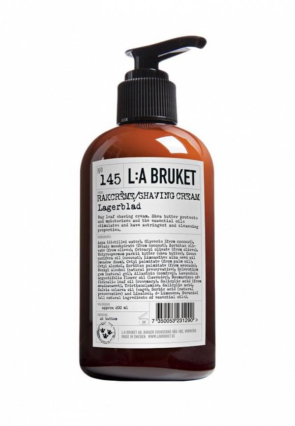 Фото Крем для бритья La Bruket. Купить с доставкой