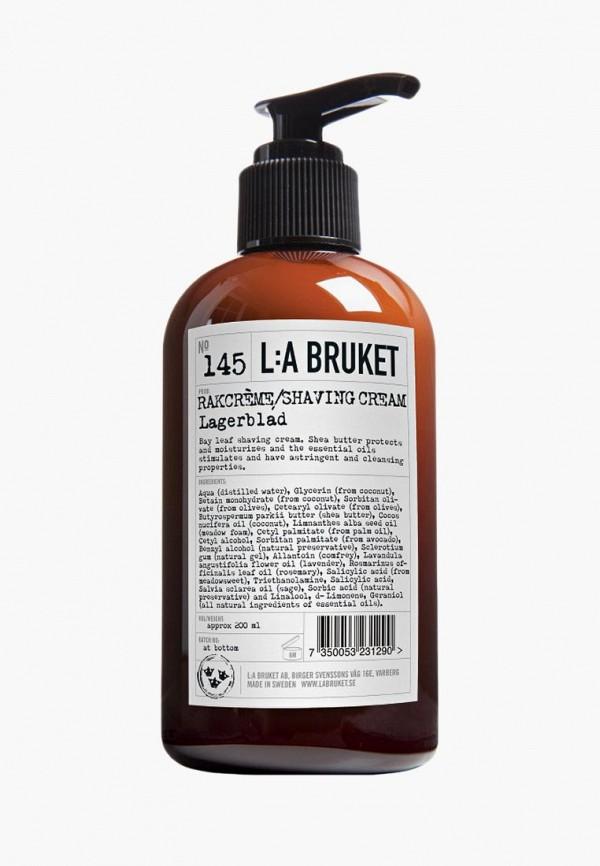 Крем для бритья La Bruket La Bruket LA084LMAKU39 туфли la grandezza la grandezza la051awvil32