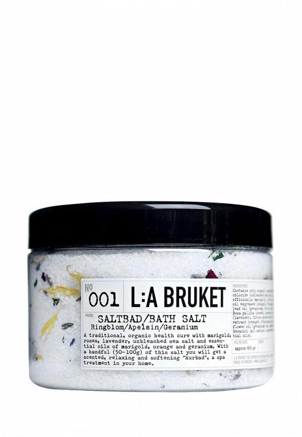Соль для ванн La Bruket La Bruket LA084LUHF031 ботинки la grandezza la grandezza la051awuzp39