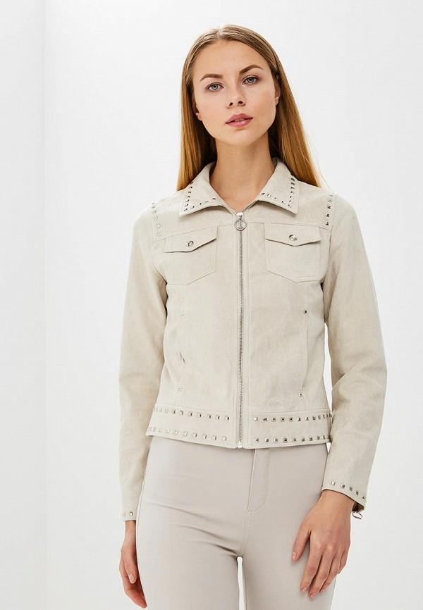 Фото Куртка кожаная Laura Jo. Купить с доставкой