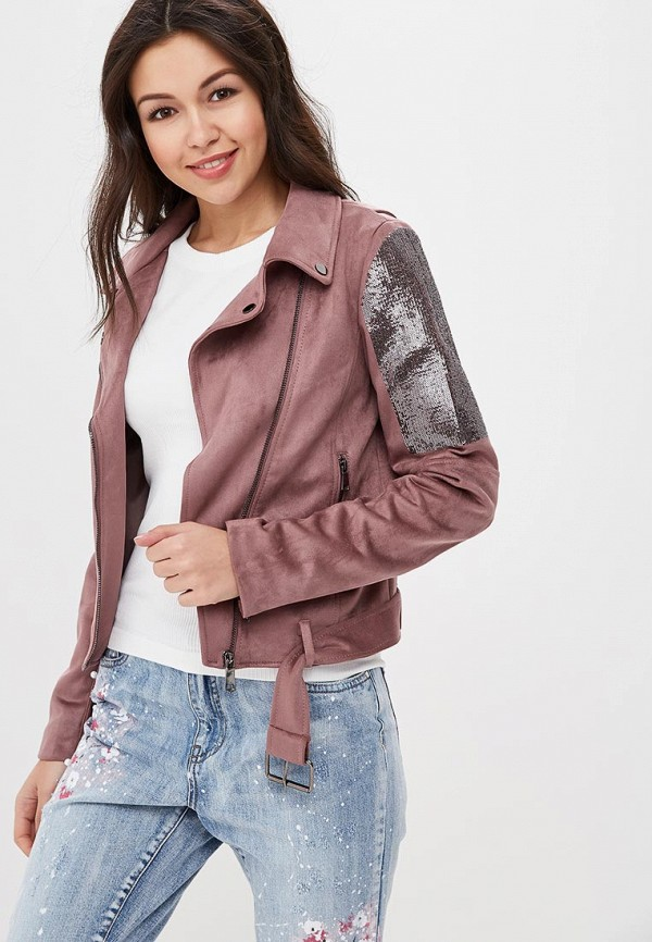 Куртка кожаная Laura Jo