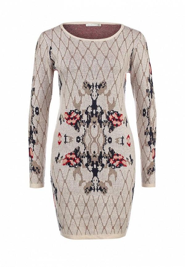 Повседневное платье Lavand L46C131A01/BG