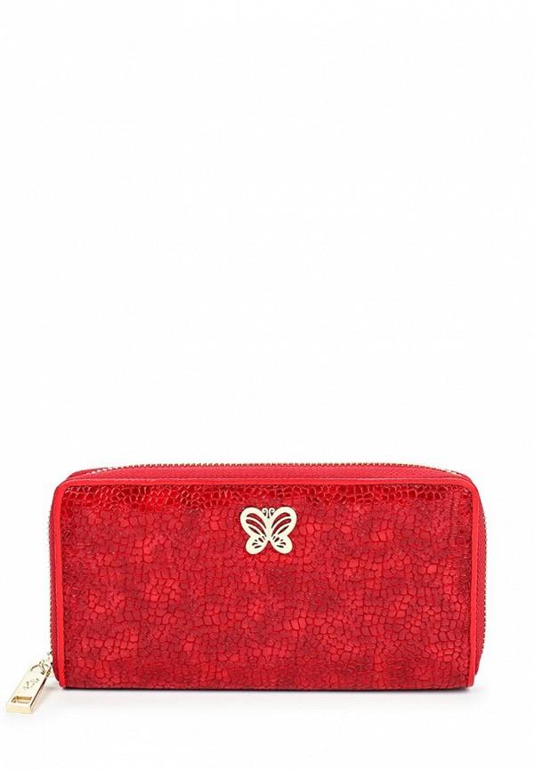 Кошелек Labbra L053-0015 red