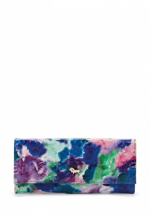 Кошелек Labbra L044-1656 multicolor-purple
