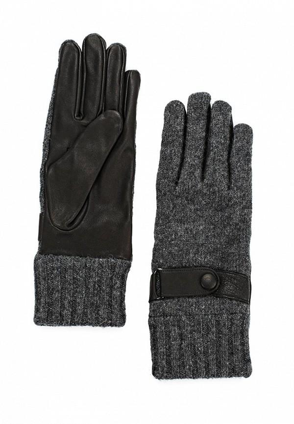 Женские перчатки Labbra LB-02070M BLACK/GREY