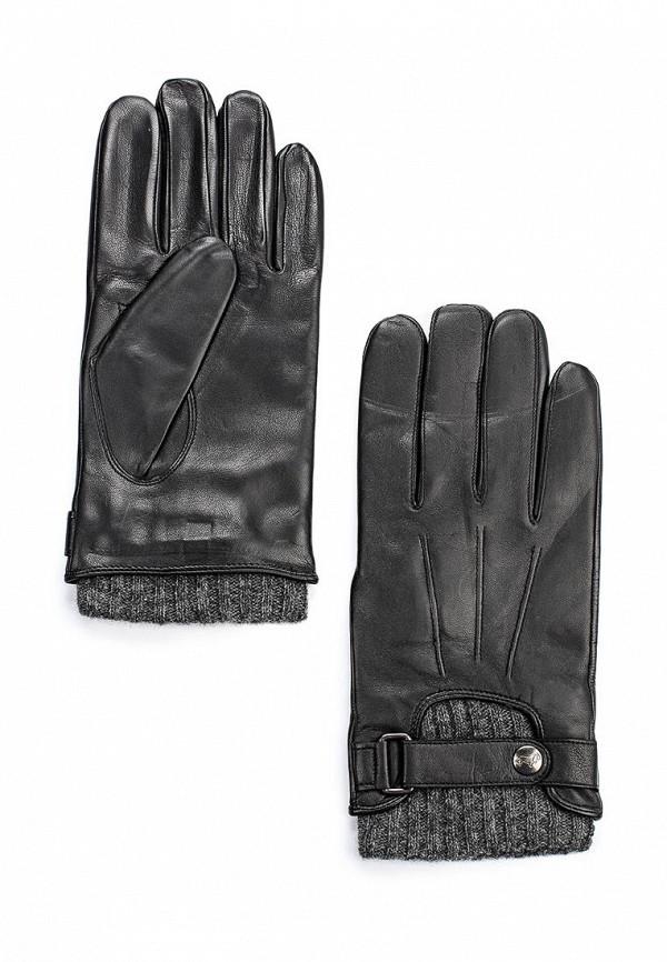 Мужские перчатки Labbra LB-0981M black/grey