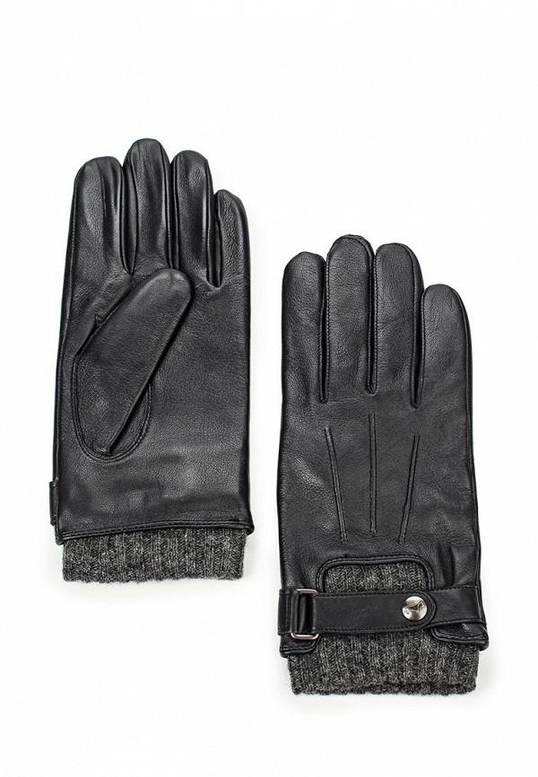 Мужские перчатки Labbra LB-0981M navy/grey