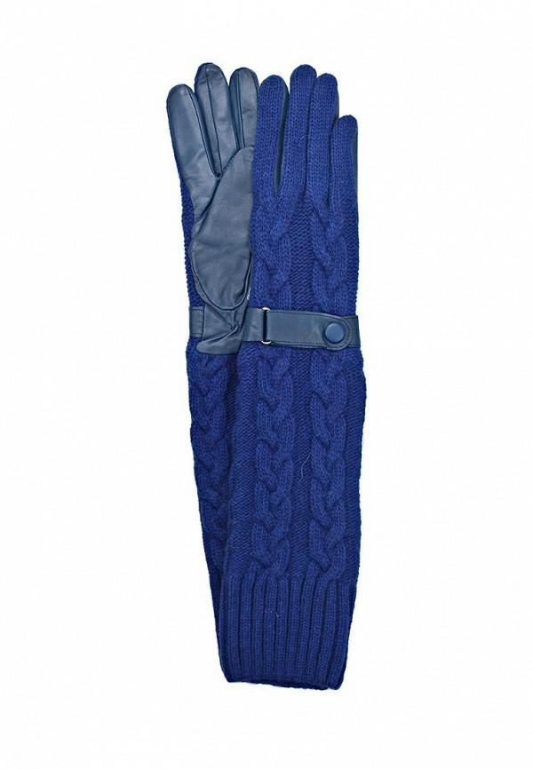 Женские перчатки Labbra LB-02073/d.blue
