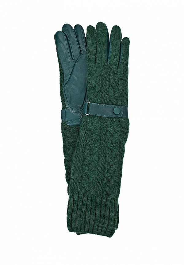 Женские перчатки Labbra LB-02073 D.GREEN